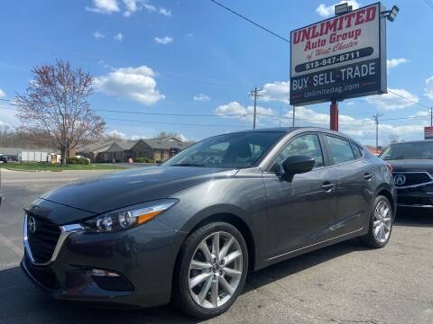 2017 Mazda MAZDA3 for sale at Unlimited Auto Group in West Chester OH