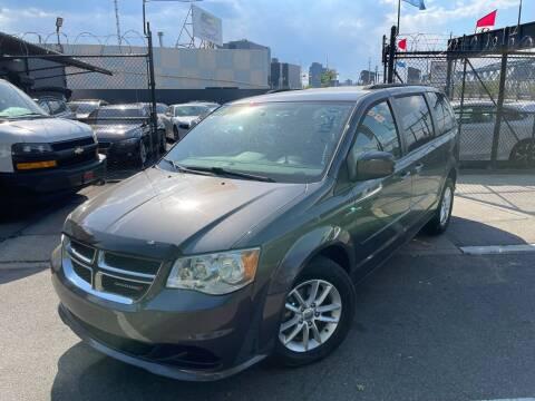 2016 Dodge Grand Caravan for sale at Newark Auto Sports Co. in Newark NJ
