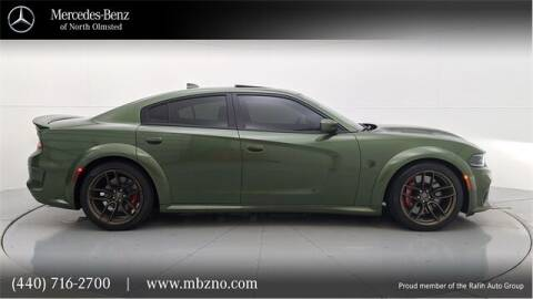 2021 Dodge Charger for sale at Mercedes-Benz of North Olmsted in North Olmsted OH