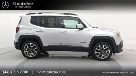 2017 Jeep Renegade for sale at Mercedes-Benz of North Olmsted in North Olmsted OH