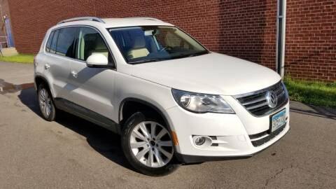 2009 Volkswagen Tiguan for sale at Minnesota Auto Sales in Golden Valley MN