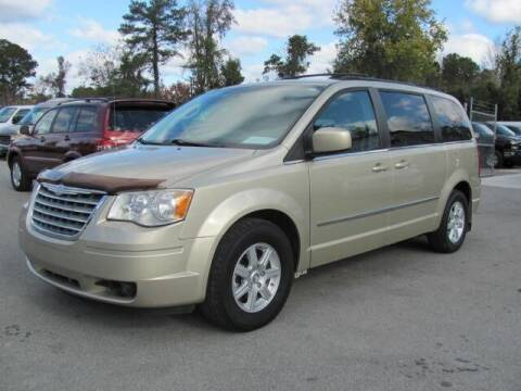 2010 Chrysler Town and Country for sale at Pure 1 Auto in New Bern NC