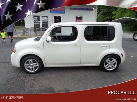 2012 Nissan cube for sale at PROCAR LLC in Portland TN