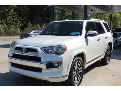 2015 Toyota 4Runner for sale at Inline Auto Sales in Fuquay Varina NC