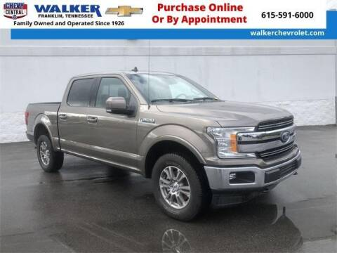 2020 Ford F-150 for sale at WALKER CHEVROLET in Franklin TN