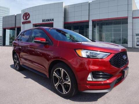 2019 Ford Edge for sale at BEAMAN TOYOTA in Nashville TN