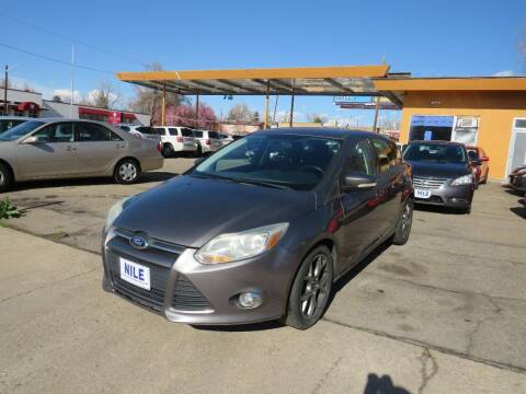 2013 Ford Focus for sale at Nile Auto Sales in Denver CO