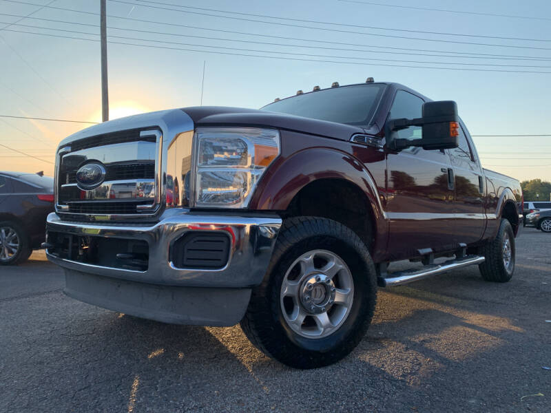 2013 Ford F-250 Super Duty for sale at Safeway Auto Sales in Horn Lake MS