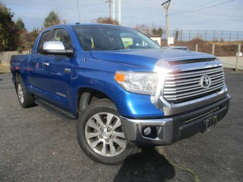 2016 Toyota Tundra for sale at Unlimited Auto Sales Inc. in Mount Sinai NY