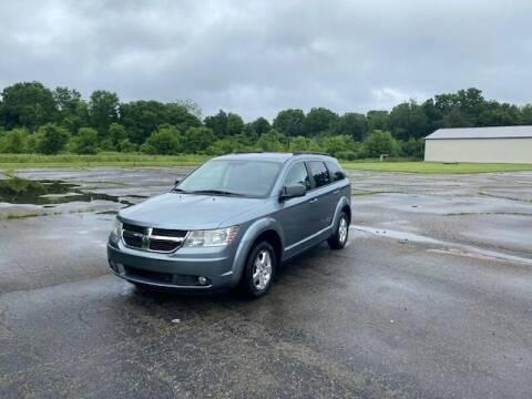 2010 Dodge Journey for sale at Caruzin Motors in Flint MI