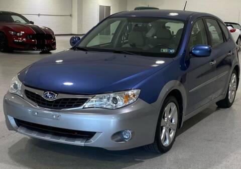 2009 Subaru Impreza for sale at Hamilton Automotive in North Huntingdon PA
