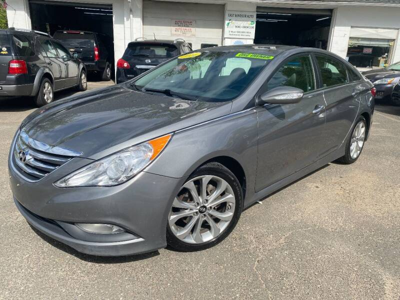 2014 Hyundai Sonata for sale at East Windsor Auto in East Windsor CT