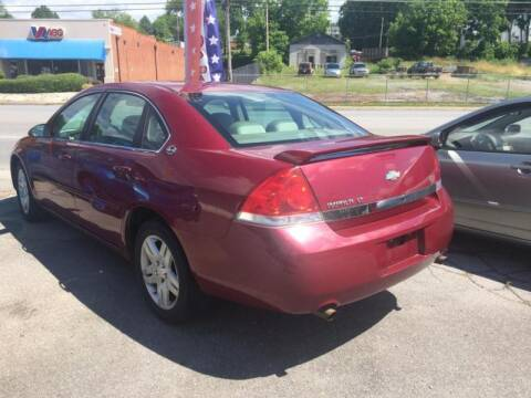 2006 Chevrolet Impala for sale at Abingdon Auto Specialist Inc. in Abingdon VA