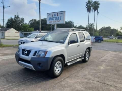 2014 Nissan Xterra for sale at J & L Motors in Pascagoula MS
