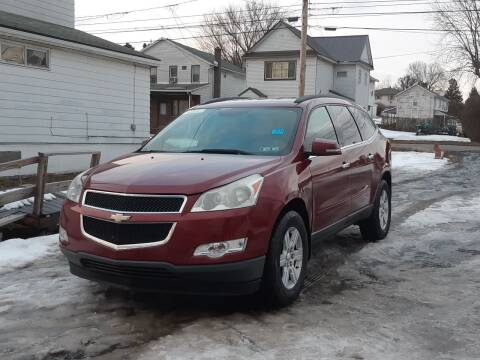 2011 Chevrolet Traverse for sale at MMM786 Inc. in Wilkes Barre PA
