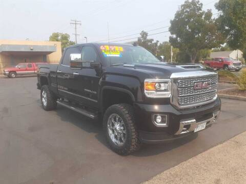 2018 GMC Sierra 2500HD for sale at Nor Cal Auto Center in Anderson CA