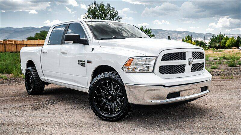 2019 RAM Ram Pickup 1500 Classic for sale at MUSCLE MOTORS AUTO SALES INC in Reno NV