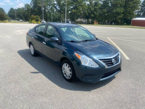2016 Nissan Versa for sale at Carprime Outlet LLC in Angier NC