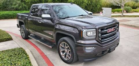 2016 GMC Sierra 1500 for sale at Motorcars Group Management - Brele Investments LLC in San Antonio TX