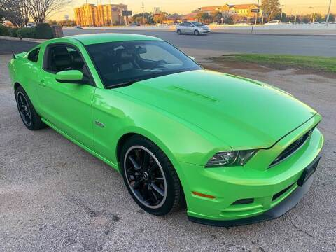 2013 Ford Mustang for sale at Austin Direct Auto Sales in Austin TX