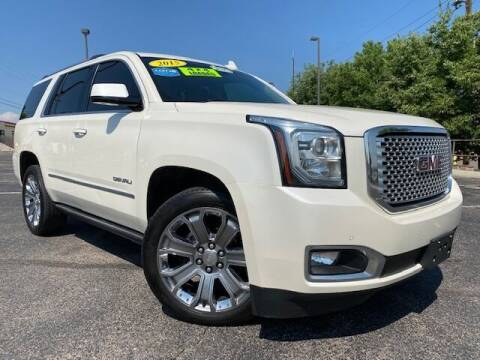2015 GMC Yukon for sale at UNITED Automotive in Denver CO