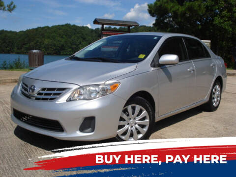 2013 Toyota Corolla for sale at Car Store Of Gainesville in Oakwood GA