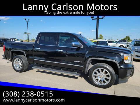 2015 GMC Sierra 1500 for sale at Lanny Carlson Motors in Kearney NE
