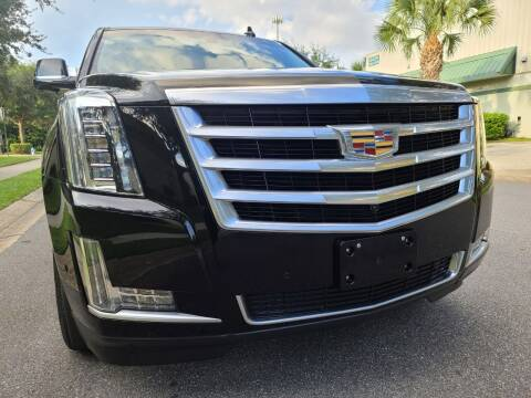 2017 Cadillac Escalade ESV for sale at Monaco Motor Group in Orlando FL