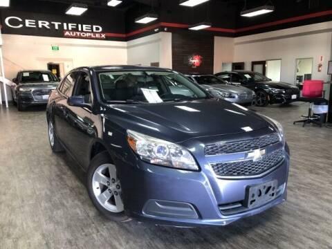 2013 Chevrolet Malibu for sale at CERTIFIED AUTOPLEX INC in Dallas TX