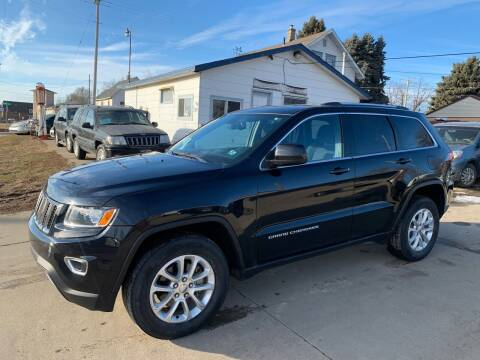2015 Jeep Grand Cherokee for sale at Motor Solution in Sioux Falls SD