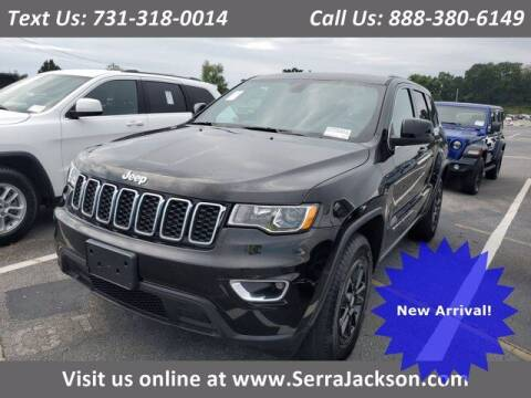 2018 Jeep Grand Cherokee for sale at Serra Of Jackson in Jackson TN