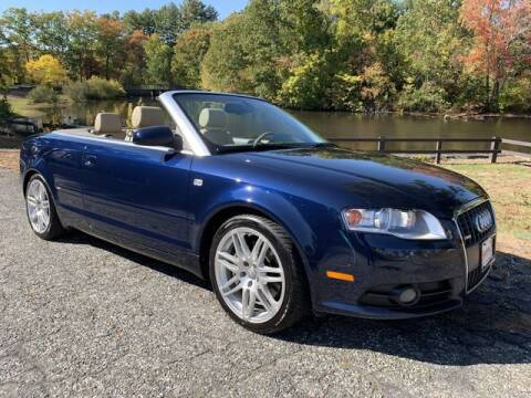 2009 Audi A4 for sale at Matrix Autoworks in Nashua NH