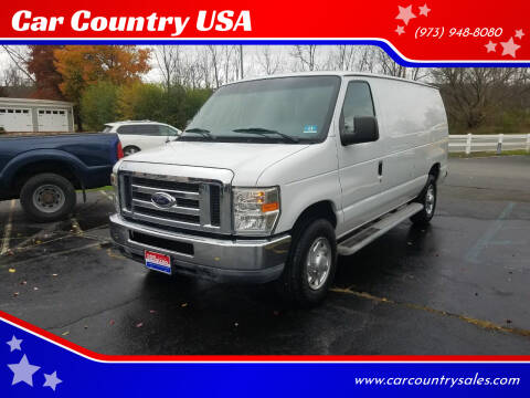 2010 Ford E-Series Cargo for sale at Car Country USA in Augusta NJ