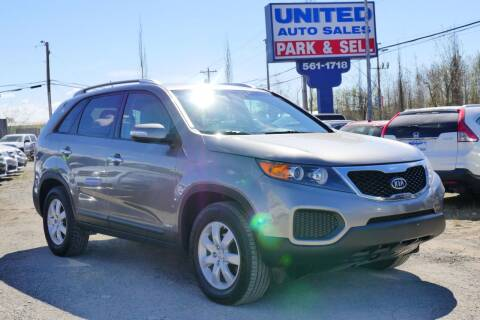 2013 Kia Sorento for sale at United Auto Sales in Anchorage AK
