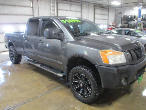 2008 Nissan Titan for sale at Granite Auto Sales in Redgranite WI