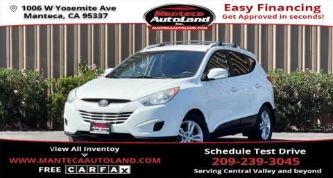 2012 Hyundai Tucson for sale at Manteca Auto Land in Manteca CA