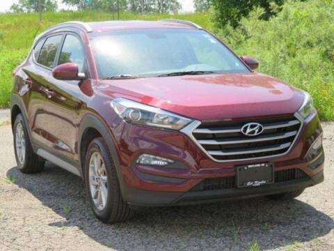 2018 Hyundai Tucson for sale at Ed Koehn Chevrolet in Rockford MI