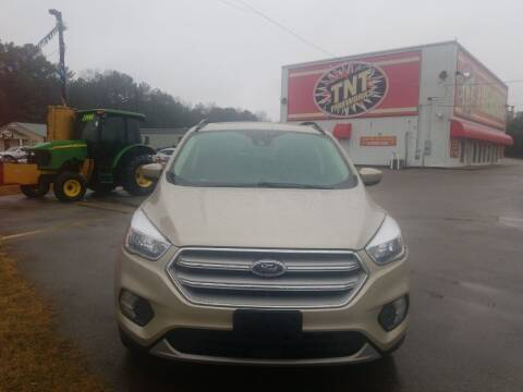 2018 Ford Escape for sale at AUTOPLEX 528 LLC in Huntsville AL