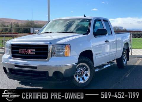 2012 GMC Sierra 1500 for sale at Premier Auto Group in Union Gap WA