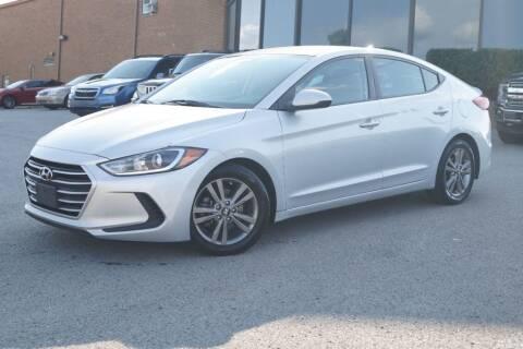 2018 Hyundai Elantra for sale at Next Ride Motors in Nashville TN