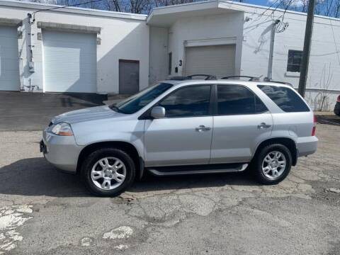 2001 Acura MDX for sale at Car VIP Auto Sales in Danbury CT