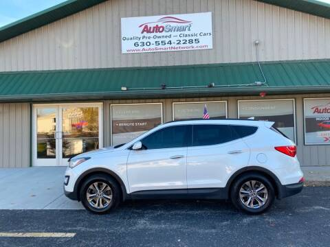 2014 Hyundai Santa Fe Sport for sale at AutoSmart in Oswego IL