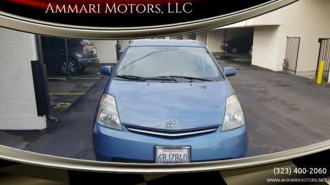 2007 Toyota Prius for sale at Ammari Motors, LLC in Gardena CA