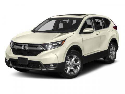 2017 Honda CR-V for sale at FAYETTEVILLEFORDFLEETSALES.COM in Fayetteville GA