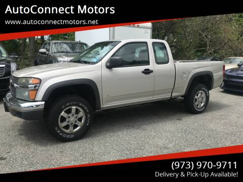 2007 Chevrolet Colorado for sale at AutoConnect Motors in Kenvil NJ