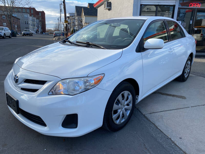 2011 Toyota Corolla for sale at Choice Motor Group in Lawrence MA