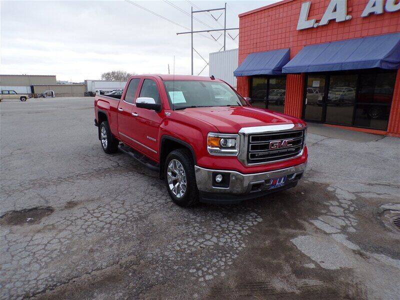 2014 GMC Sierra 1500 for sale at L A AUTOS in Omaha NE