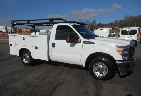 2016 Ford F-250 Super Duty for sale at Benton Truck Sales - Utility Trucks in Benton AR