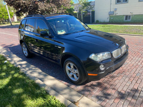 2008 BMW X3 for sale at RIVER AUTO SALES CORP in Maywood IL