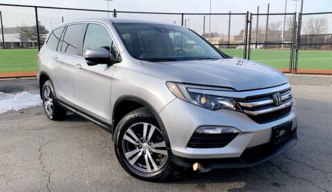 2016 Honda Pilot for sale at Maxima Auto Sales in Malden MA
